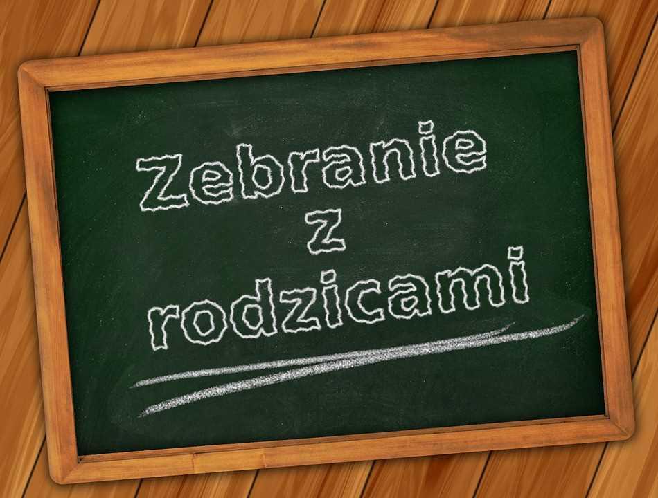 Zaproszenie Na Zebranie Samorządowe Przedszkole Nr 19 W Krakowie